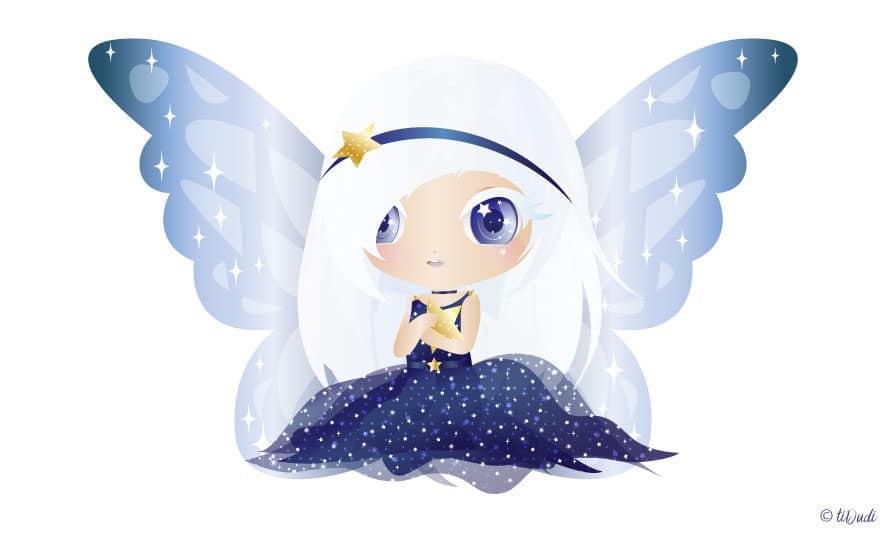 Luna - Fée des étoiles