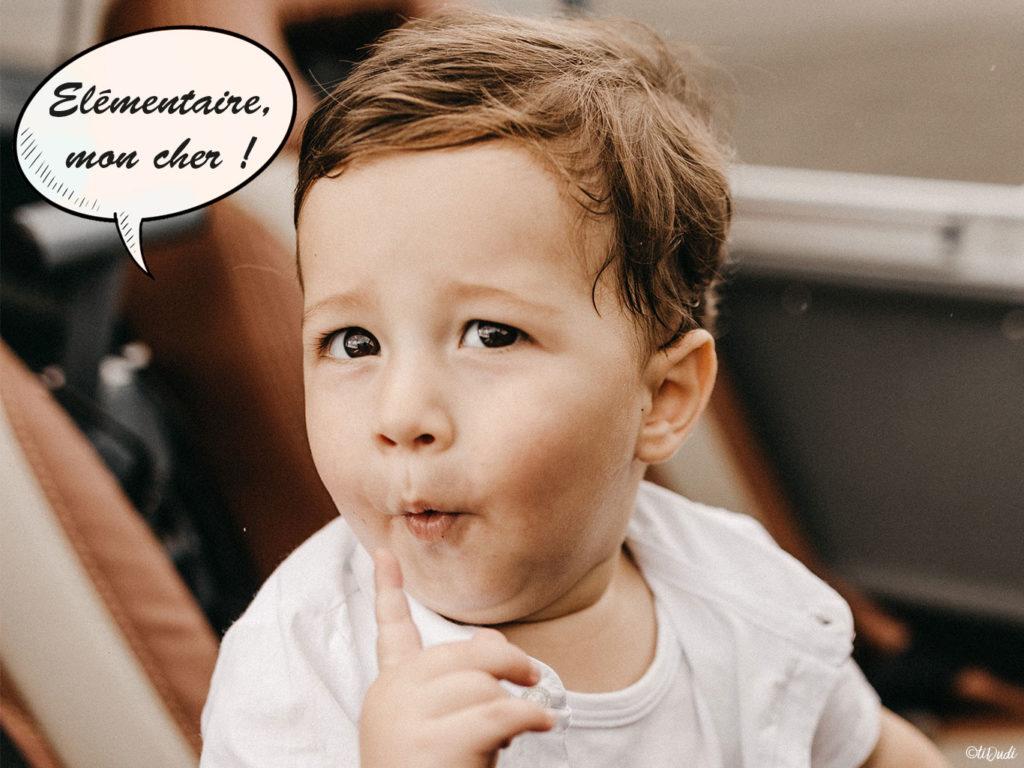 L'importance du jeu d'enquête dans le développement de l'enfant. tiDudi