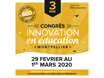 Congrès de l'innovation en éducation 2020