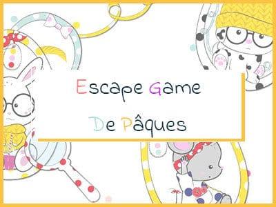 Escape game pour Pâques