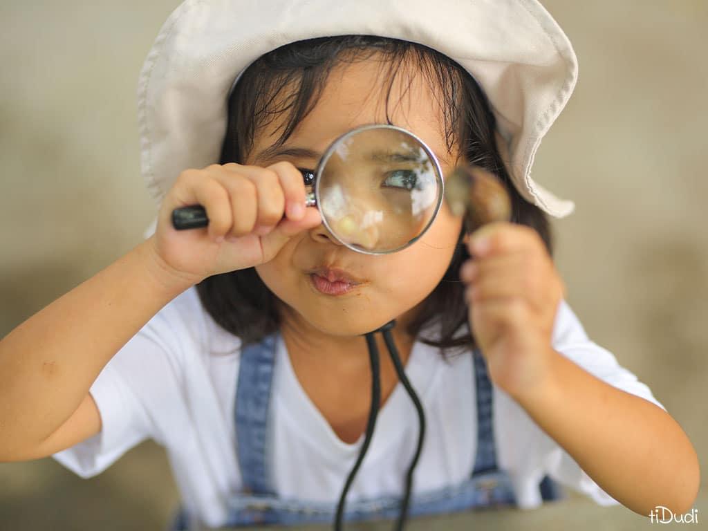 Apprendre par la nature : 7 activités géniales pour les enfants. tiDudi
