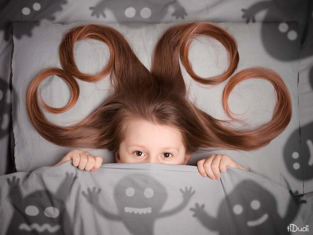 Pourquoi les enfants adorent se faire peur ?